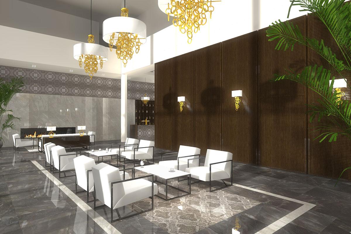 Projektowanie wnętrz komercyjnych - Mobiliani Design