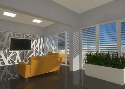 Wnętrze nowoczesnego biura - Mobiliani Design.