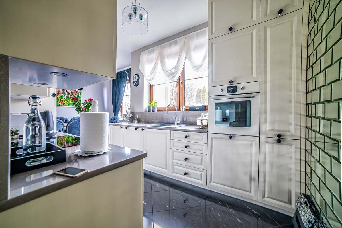 Stylowa i designerska kuchnia w Niemczu
