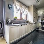 Wnętrze stylowej kuchni - realizacja pod klucz.