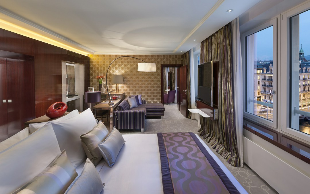 Projektowanie wnętrz obiektów komercyjnych – aranżacje wnętrz dla hoteli.