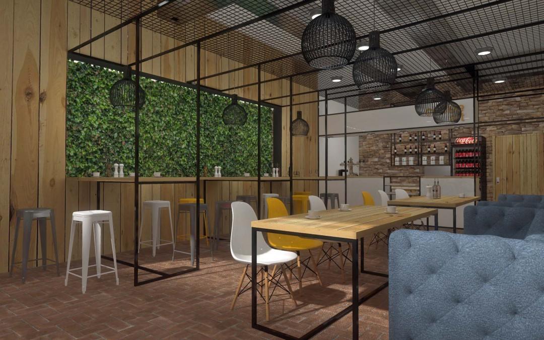 Projektowanie wnętrz kawiarni i restauracji – na co zwrócić uwagę?