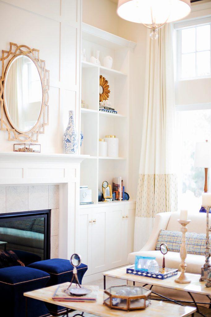 Mobiliani Design - salon urządzony przez projektanta.