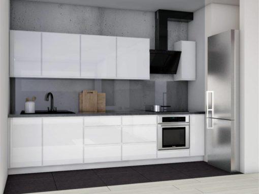 Kuchnia beton