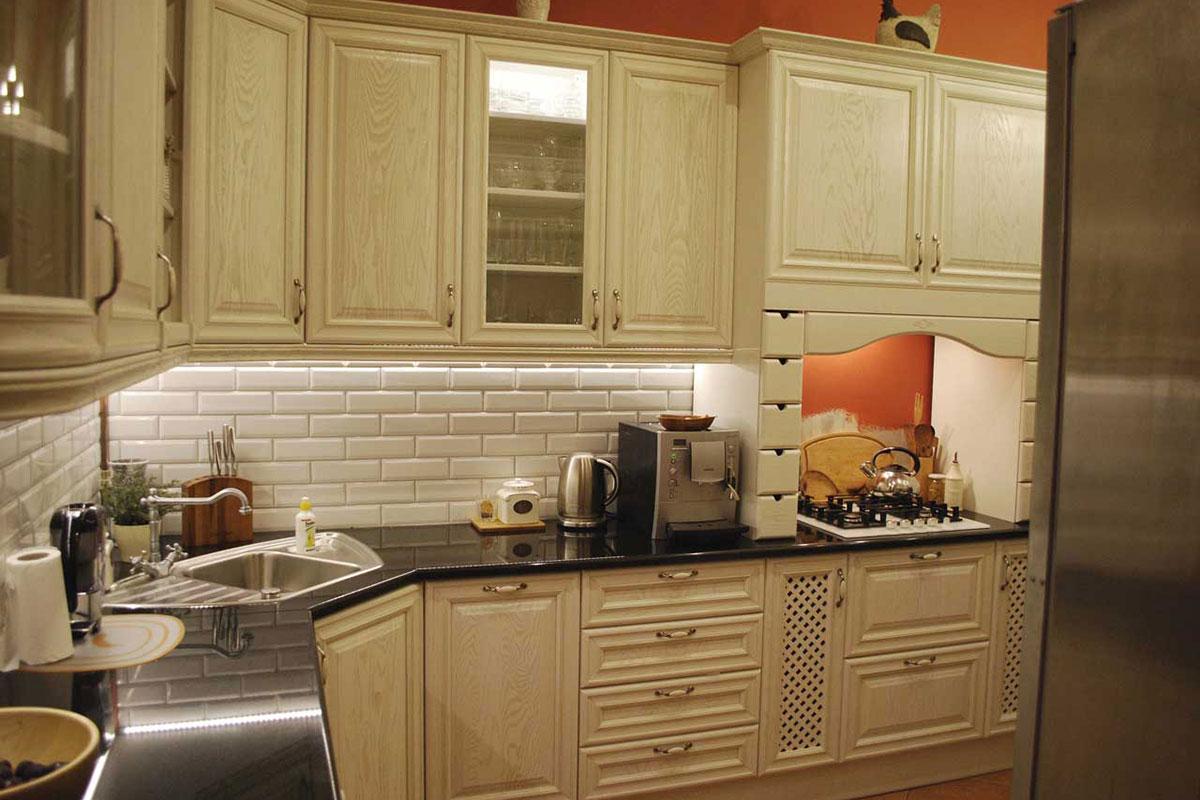 лицевое кухни фото - 12