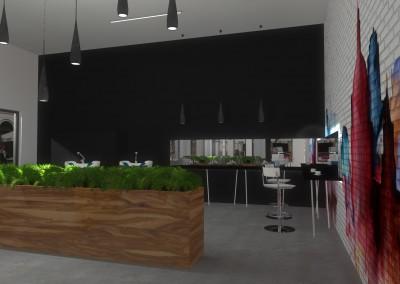 Projekt architekta wnętrz z Bydgoszczy - Mobiliani Design.