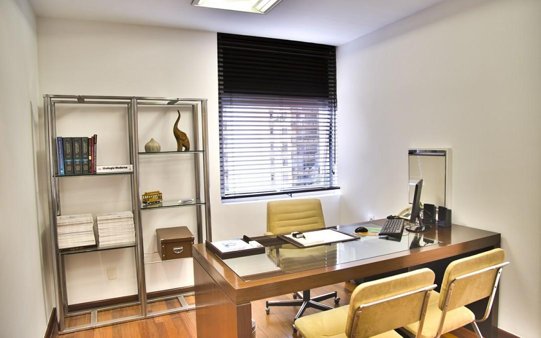 Projekt wnętrza gabinetu lekarskiego – wskazówki i zasady.