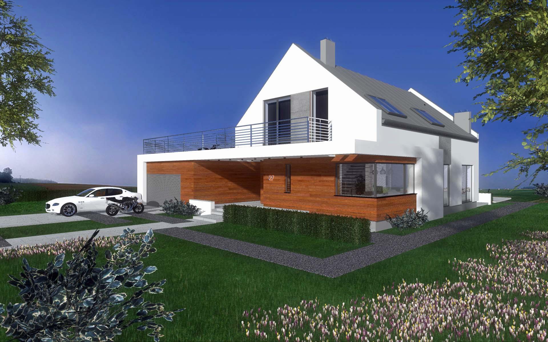 Projektowanie wnętrz domu