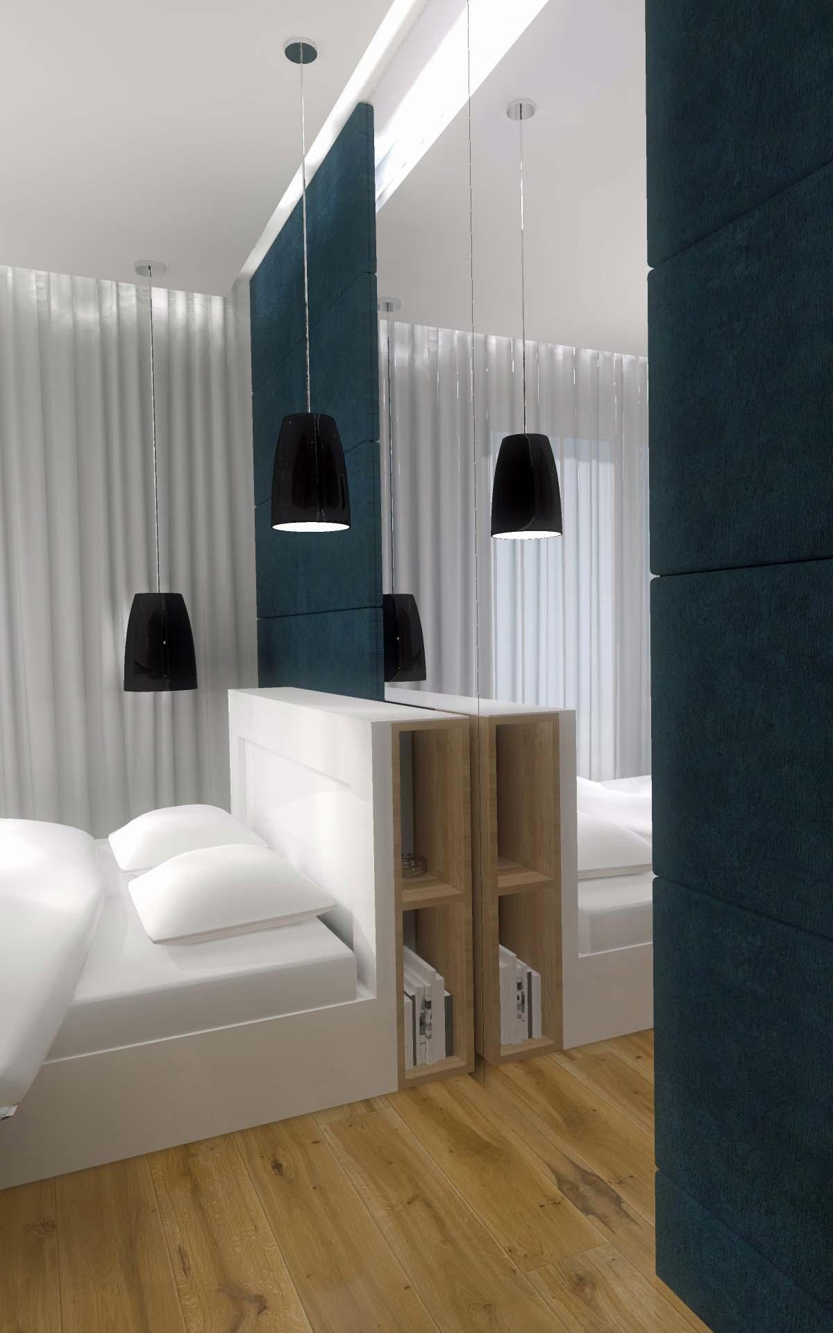 Projekt i aranżacja mieszkania Atrium Park Bydgoszcz - Mobiliani Design Bydgoszcz