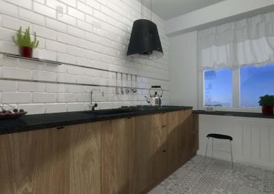 Projekt kuchni w Bydgoszczy