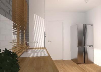 Zadbano o przestronność i praktyczne aspekty wnętrza