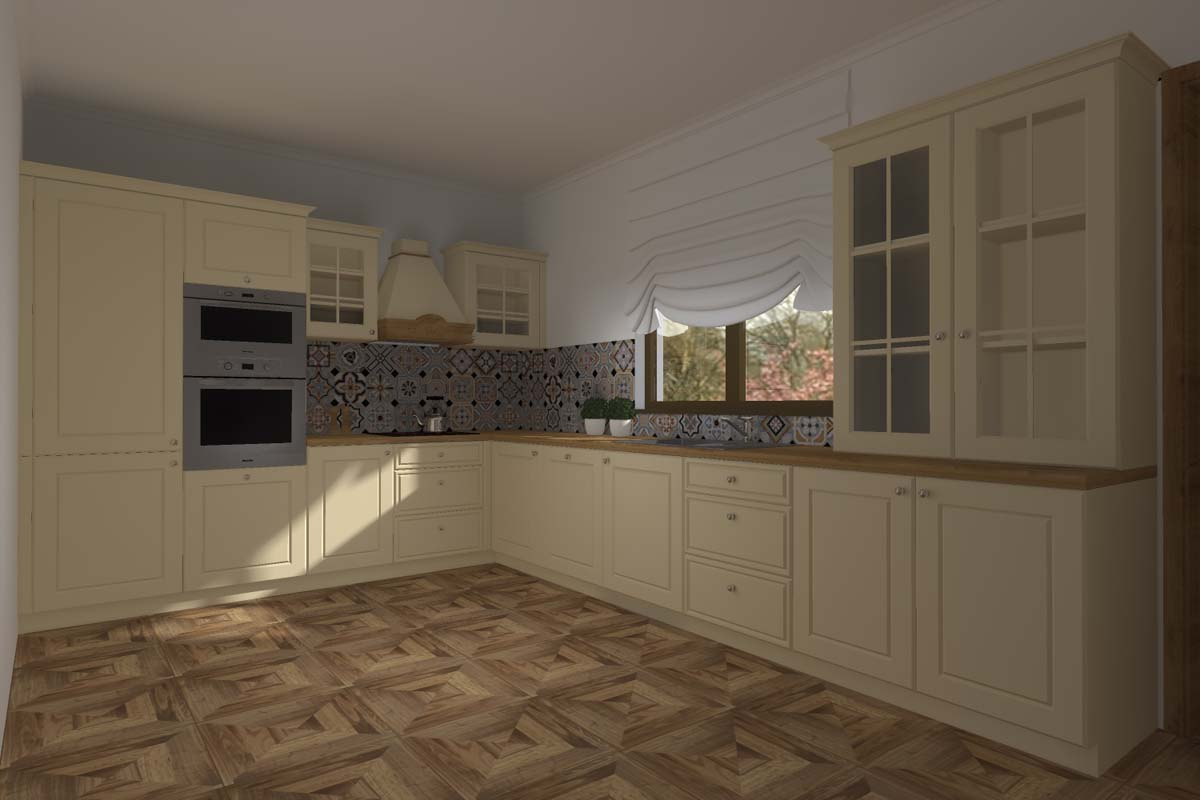 Projektowanie Wnętrz Kuchni W Stylu Klasycznym Mobiliani