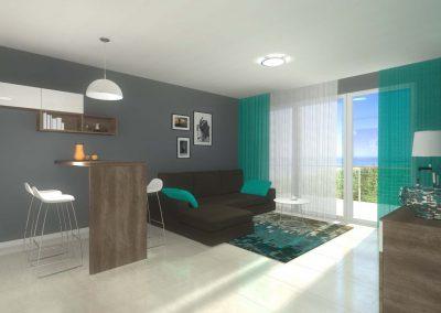 Projektowanie wnętrz prywatnych - Mobiliani Design