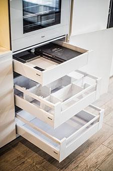 Realizacje pod klucz z meblami kuchennymi
