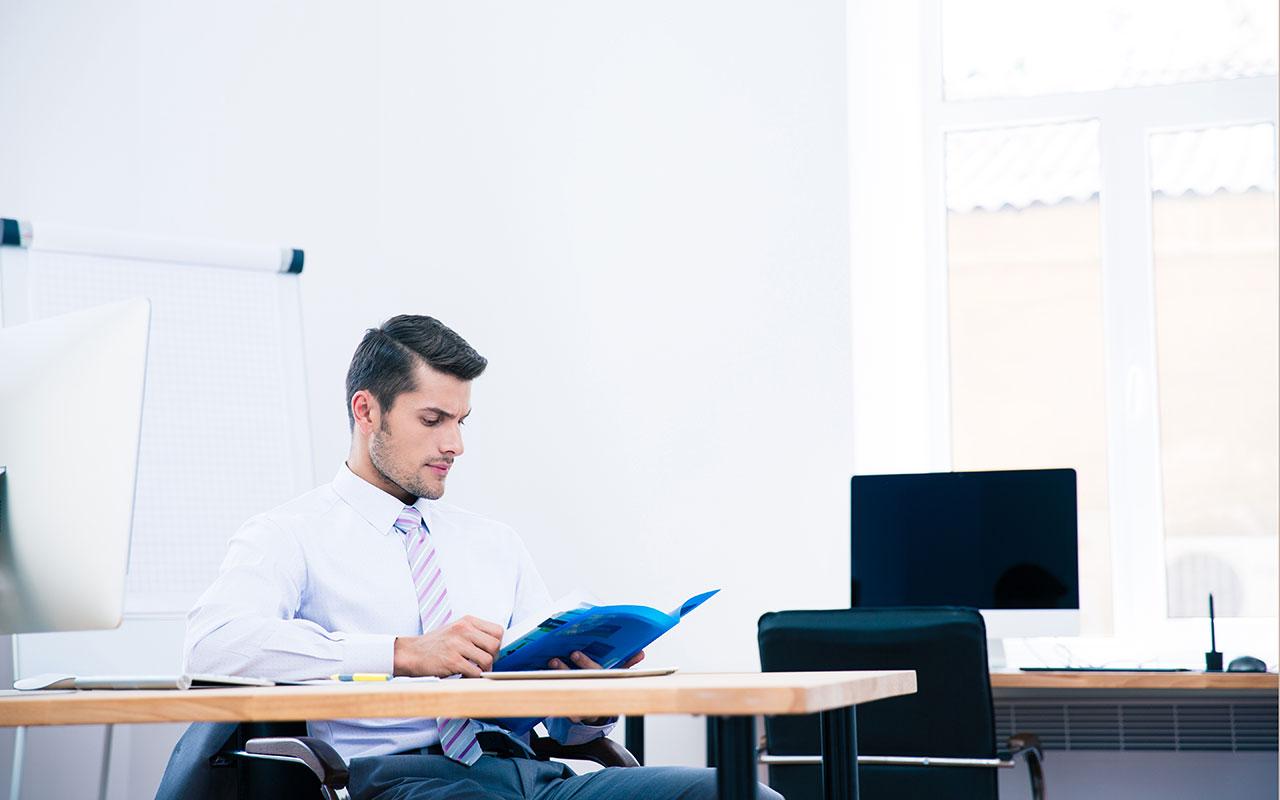 Wnętrza biura - profesjonalna projektowanie i aranżacja